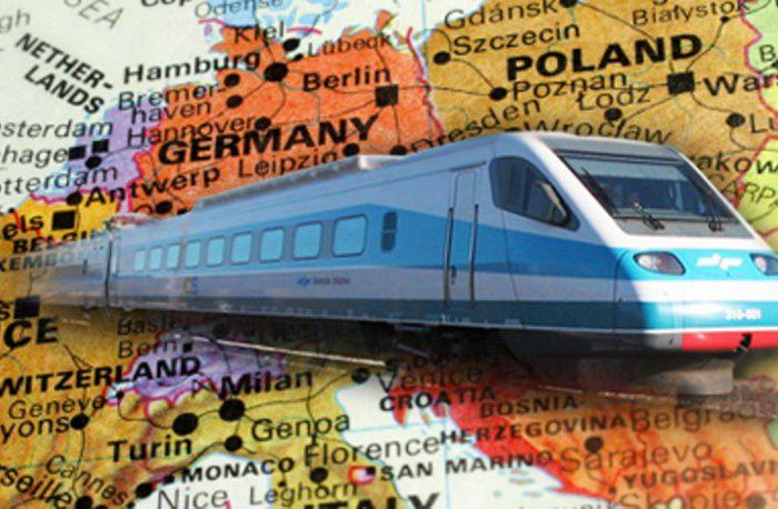 interrail treno