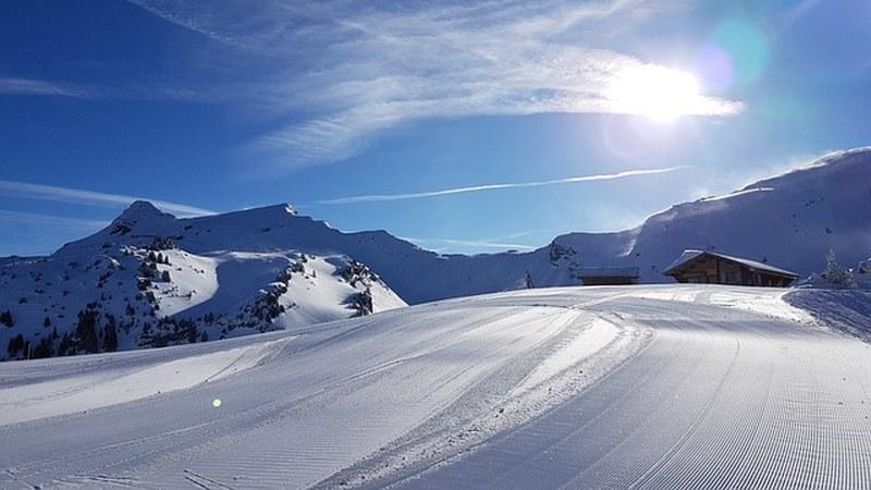 sciare d'estate
