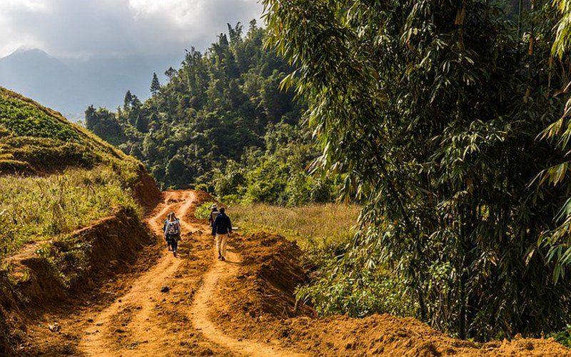 vietnam sapa trekking